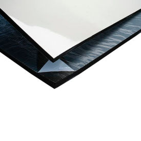 "K-Flex Clad™ Wt Sheet Adhesive Backed 1"" R4 X 36"" X 48"" - Pkg Qty 6"