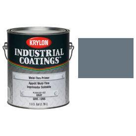 Krylon Industrial Weld-Thru Primer Gray - K00020102-16 - Pkg Qty 4