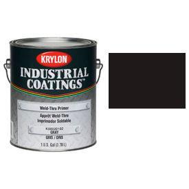 Krylon Industrial Weld-Thru Primer Black - K00020103-16 - Pkg Qty 4