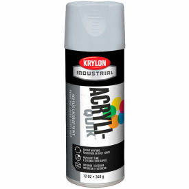 Krylon (5-Ball) Interior-Exterior Paint Pewter Gray