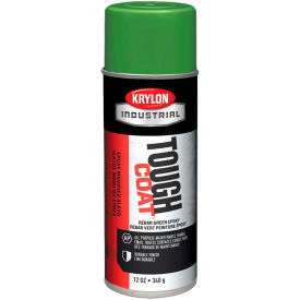Krylon Industrial Tough Coat Rebar Green Epoxy