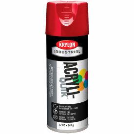 Krylon (5-Ball) Interior-Exterior Paint Banner Red - K02108A07 - Pkg Qty 6