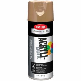 Krylon (5-Ball) Interior-Exterior Paint Khaki - K02504007 - Pkg Qty 6