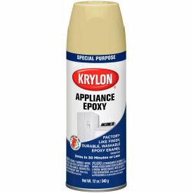 Krylon Appliance Epoxy Paint Almond - K03202007 - Pkg Qty 6