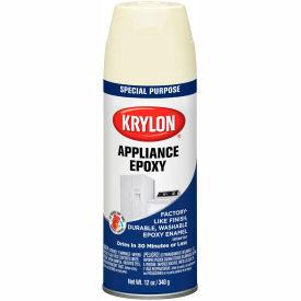 Krylon Appliance Epoxy Paint Bisque - K03207007 - Pkg Qty 6