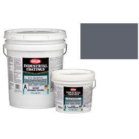 Krylon Industrial Dura-Top Epoxy Floor Coating Deck Gray Part A - K05400125-30 - Pkg Qty 2
