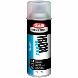 Krylon Industrial Iron Guard Latex Spray Paint Tint Base Gloss - K07900000 - Pkg Qty 12