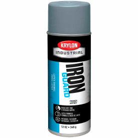 Krylon Industrial Iron Guard Latex Spray Paint Gray Primer - K07915000 - Pkg Qty 12