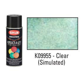 Krylon Industrial Reflect-A-Lite Reflective Spray Paint Glass Sphere Tint Base
