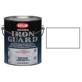 Krylon Industrial Iron Guard Acrylic Enamel Gloss White - K11004041 - Pkg Qty 4