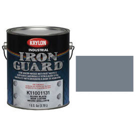 Krylon Industrial Iron Guard Acrylic Enamel Dk Machinery Gray (Asa-49) - K11006631 - Pkg Qty 4