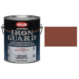 Krylon Industrial Iron Guard Acrylic Enamel Red Primer - K11006951 - Pkg Qty 4