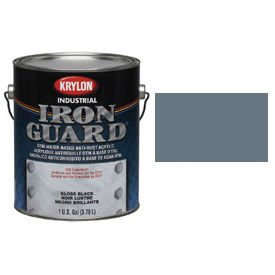 Krylon Industrial Iron Guard Acrylic Enamel Gray Primer - K11008251 - Pkg Qty 4