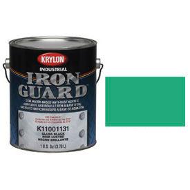Krylon Industrial Iron Guard Acrylic Enamel Safety Green (Osha) - K11044001 - Pkg Qty 4