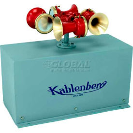 Kahlenberg CA-4-SC, 1 Mile Air Alarm with Compressor