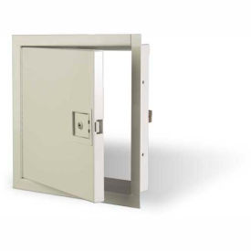 """Karp Inc. KRP-250FR Fire Rated Access Door for Walls - Paddle Handle, 8""""Wx8""""H, NKRPP88PH"""
