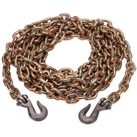 "Kinedyne Grade 70 Chain with Hooks in a Box - 20' x 3/8"" - 10038-20BX"