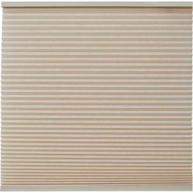 "Keystone Fabrics Light Filtering Cordless Cellular Shade, 36"" Wide x 48"" Drop, Sand"
