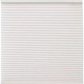 """Keystone Fabrics Light Filtering Cordless Cellular Shade, 36"""" Wide x 48"""" Drop, Snowfall"""