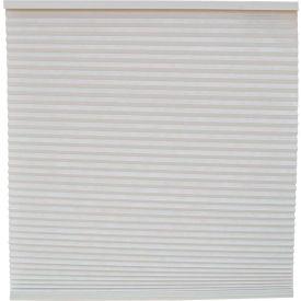 "Keystone Fabrics Light Filtering Cordless Cellular Shade, 60"" Wide x 48"" Drop, Pearl"