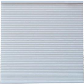 "Keystone Fabrics Light Filtering Cordless Cellular Shade, 72"" Wide x 48"" Drop, Cloud White"