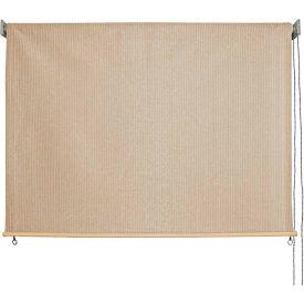 "Keystone Fabrics Outdoor Sun Shade, Loop Cord Control, 72""W x 72""H, Monterey"