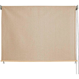 "Keystone Fabrics Outdoor Sun Shade, Loop Cord Control, 96""W x 72""H, Monterey"