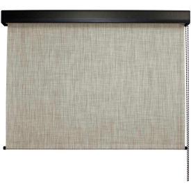 "Keystone Fabrics Premium Outdoor Sun Shade, Loop Cord Control, 96""W x 96""H, Caribbean"