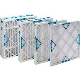 "Koch™ Filter 102-700-008 Merv 8 Std. Capacity Xl8 Pleated Panel Ext. Surface 20""W x 20""H x 1""D - Pkg Qty 12"