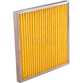 "Koch™ Filter 102-730-016K Multipleat High Temp Oven Filter With Gasket 20""W x 20""H x 4""D - Pkg Qty 6"