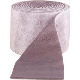 """Koch™ Filter 541-050-90 SprayStop High Cap. Polyester Overspray Collector 1080""""L x 50""""W x 1""""D"""