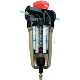 "Ingersoll Rand FA230IH, Coalescing Filter, High Efficiency, 135 CFM, 1"" NPT, 1 Micron"