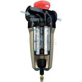 "Ingersoll Rand FA400IH, Coalescing Filter, High Efficiency, 235 CFM, 1-1/2"" NPT, 1 Micron"