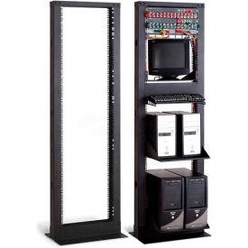 Kendall Howard™ 41U 2-Post Cable Cove Rack