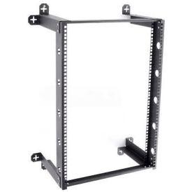 Kendall Howard™ V-Line 16U Fixed Wall Rack