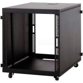 Kendall Howard™ 12U Compact Series SOHO Server Rack No Doors