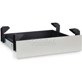 Kendall Howard™ LAN Station Utility Drawer, Folkstone Gray