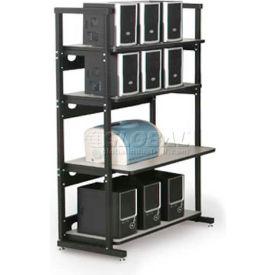 "Kendall Howard™ 36"" 4-Post LAN Rack"