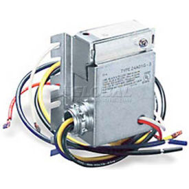 King Control Transformer Relay 24A01G-3, 240/24V, Single Pole by