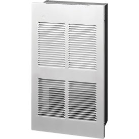 King Electric Forced Air Wall Heater EFW2040-MW-W White 208V 4000W