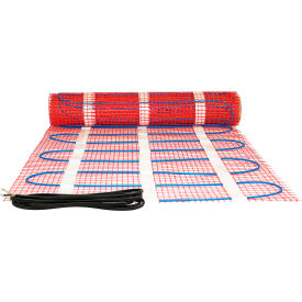 King Electric Floor Heating Mat FCM1-100 120V 1200W 100 Sq. Ft.