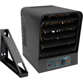 King Electric Garage Heater GH2410TB with Bracket and Thermostat 240V 10KW 1 PH