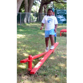 Healthrek Opposing Beam Walk In Red, For Ages 5 To 12
