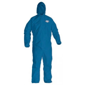 KleenGuard A20 Breathable Particle Protection Coveralls, KIMBERLY-CLARK 58517