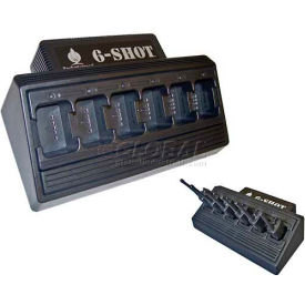 6-Shot™ 6-Unit Battery Charger for Vertex Radios