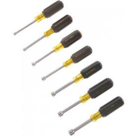 "Klein Tools Nut Driver Set 3"" Shafts, 7 Pc 631"