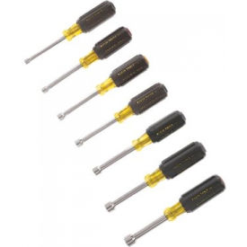 7 Pc. Cushion-Grip Nut Driver Sets, KLEIN TOOLS 647