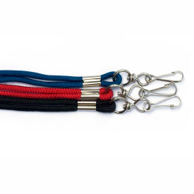 Kemp Whistle Rope Lanyard, Royal Blue, 10-429-ROY