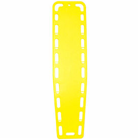"""Kemp 18"""" AB Spine Board, Red Yellow, 10-993-YEL"""