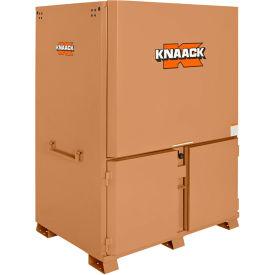 Knaack 119-01 Field Station, 120.7 Cu. Ft., Steel, Tan